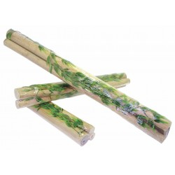 Bambusstangen 3Stk Ø4-8cm Large ca. 75cm mit kl. Ranke