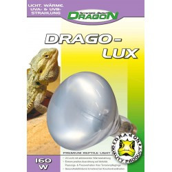 DRAGO-LUX Projecteur UV 160w E27