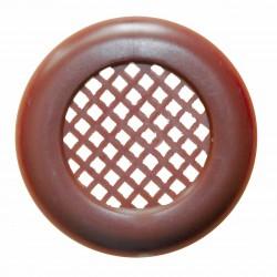 Ventilation Terrarium Marron diamètre 4cm