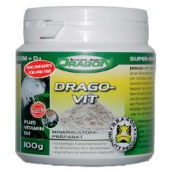 DRAGO-VIT Calcium + Vitamin D3 100g
