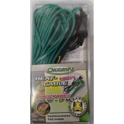 Câble chauffant 100W - 16,8m sous blister