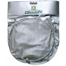 Grille de protection pour cône réflecteur, rond