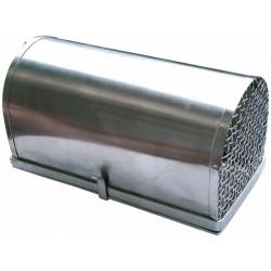 Acier semi-circulaire de réflecteur en acier avec de la gaze pliage