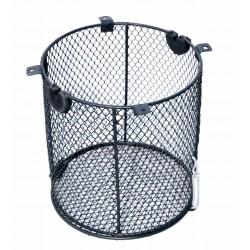 Petite cage pour lampe Ø12cm, 16cm de haut