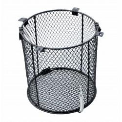 Petite cage pour lampe Ø15,5cm, 22cm de haut